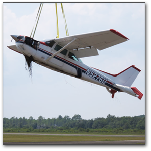 Aircraft Recovery in Florida by Florida Air Recovery