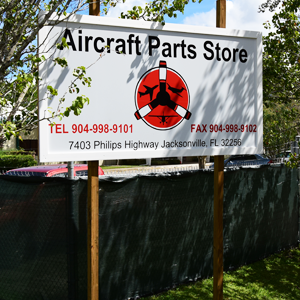 Airplane Parts by Aircraft Parts Store in Jacksonville, Florida