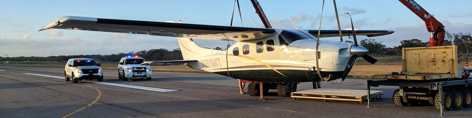 Florida Air Recovery Aircraft Recovery