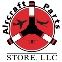 Aircraft Parts Store Logo